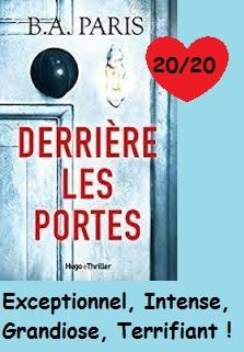 Derri re les portes b a paris lecturesdecath - Derriere les portes fermees streaming ...
