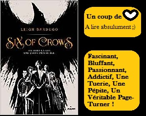 Six of crows I
